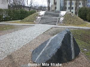 Bunker Mila Straße