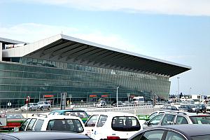Flughafen Warschau Terminal A