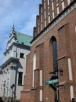 Johanneskathedrale und Jesuitenkirche