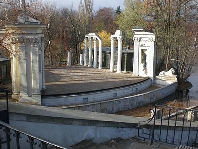 Lazienki Amphitheater