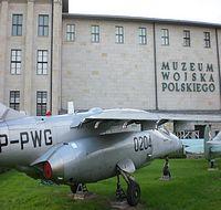 Militär Museum in Warschau