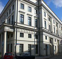 Theatermuseum Warschau