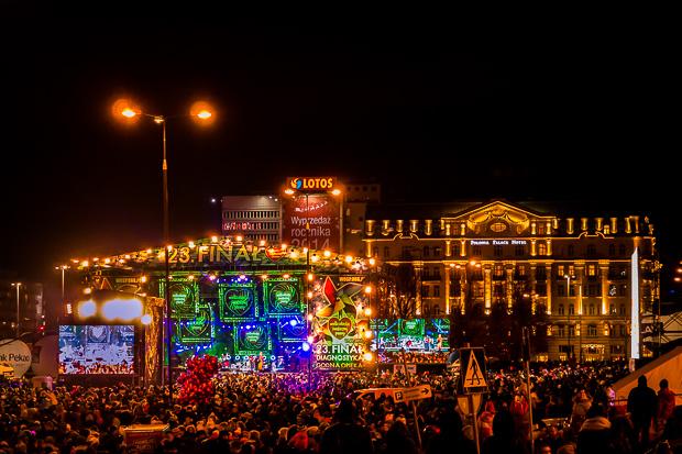 Finale des Großen Orchesters der Weihnachtshilfe
