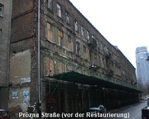 Prozna Straße