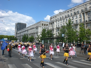 Schuman Parade