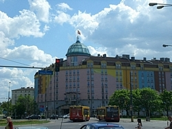 Sobieski Hotel Warschau