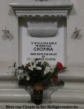 Chopin Herz