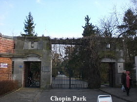 Chopin Park
