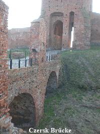 Czersk Brücke