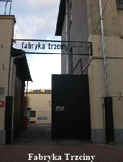 Fabryka Trzciny - Warschau