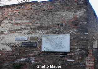 Ghetto Mauer