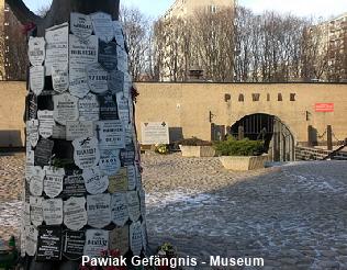 Pawiak Gefängnis - Museum