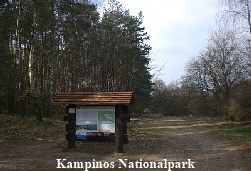 Kampinos Nationalpark