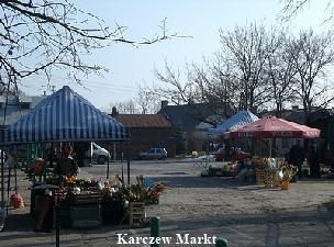 Karczew Markt