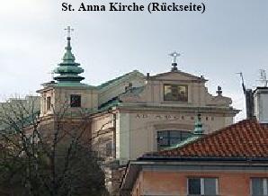 St. Anna Kirche Warschau