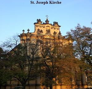 St. Joseph Kirche Warschau