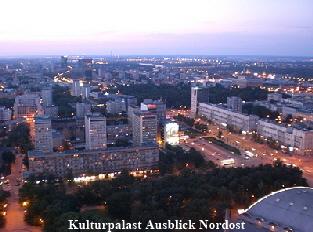 Kulturpalast Ausblick Nordost