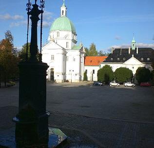 Neustadt Marktplatz Warschau