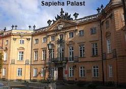 Neustadt Sapieha Palast