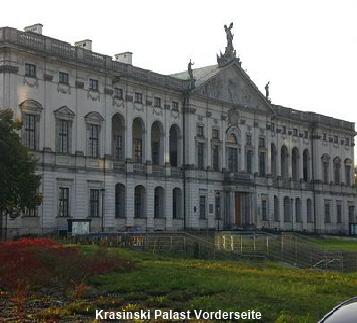 PaKrasinski Palast vorne