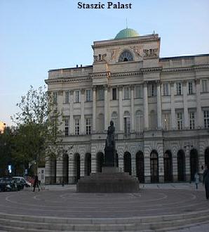 Staszic Palast