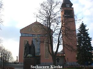 Sochaczew Kirche