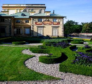 Wilanow Palais
