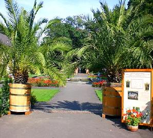 Wilanow Garten