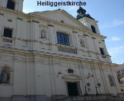 Heiliggeistkirche Warschau