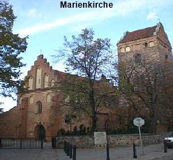 Marienkirche Warschau