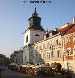 St. Jacek Kirche