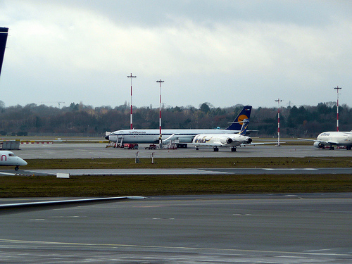 hamburg airport photo