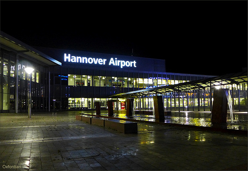 hannover airport photo