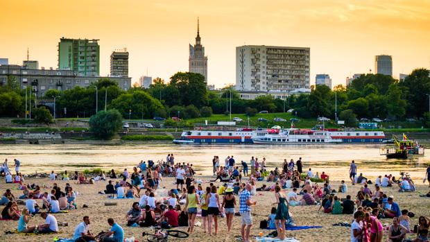 Freizeit Warschau