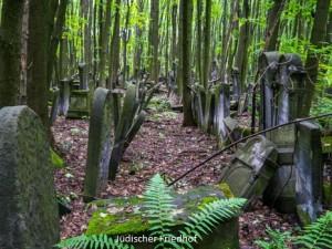 Jüdischer Friedhof in Warschau