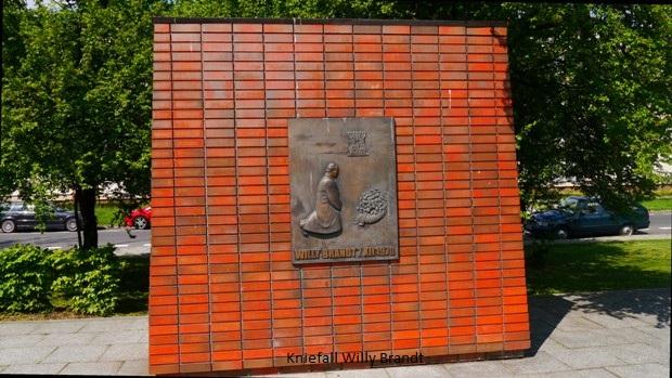 Kniefall Willy Brandt