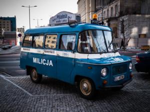 Auto in Warschau