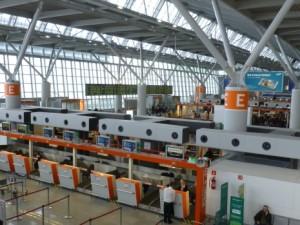 Flughafen Warschau
