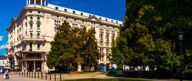 Hotel Bristol Warschau