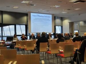 Konferenz in Warschau