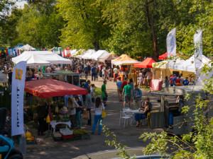 Markt in Warschau