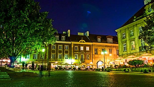 Neustadt Warschau