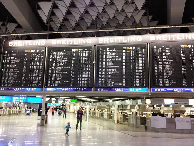 Flüge von Frankfurt Flughafen nach Warschau