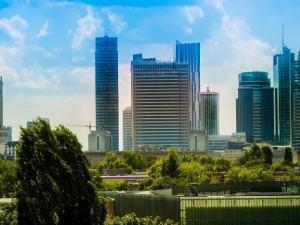 Stadtplan für Warschau