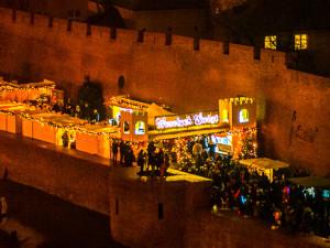 Weihnachtsmarkt an der Altstadtmauer